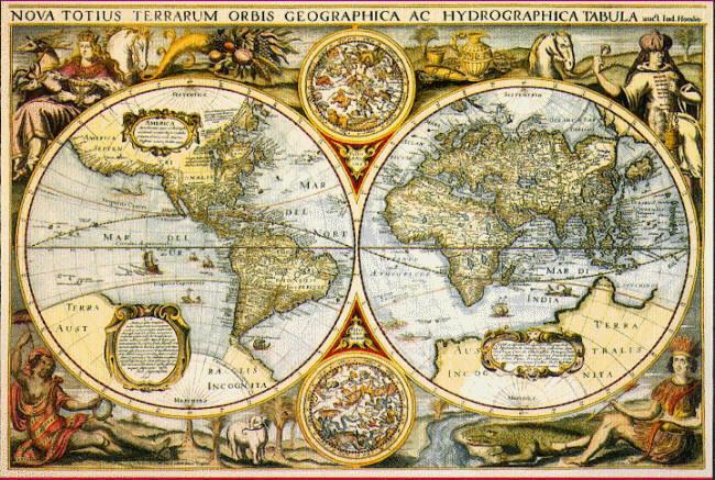 significado de geografia